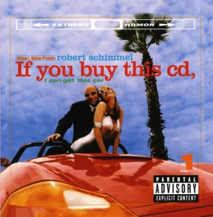 If You Buy This CD, I Can Get This Car by Robert Schimmel, Mr. Media Interviews