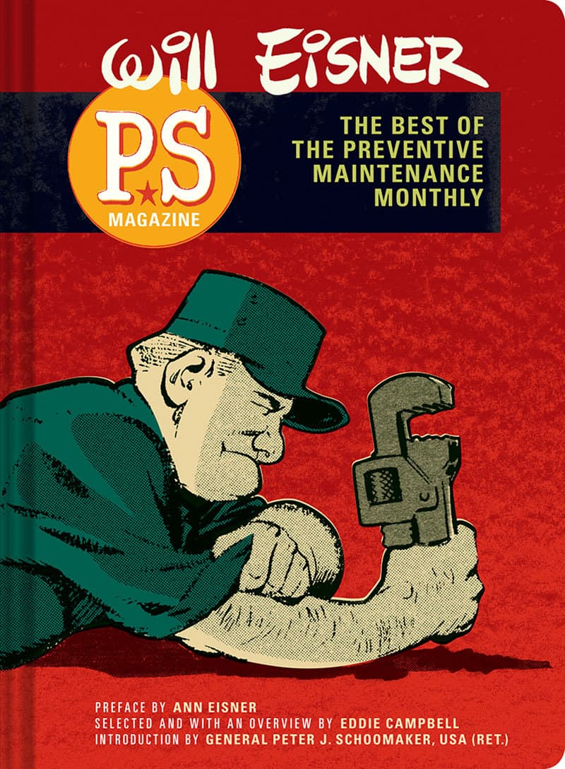 PS Magazine: The Best of The Preventive Maintenance Monthly, Will Eisner, Mr. Media Interviews