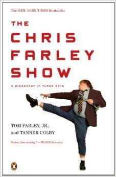 The Chris Farley Show by Tom Farley Jr., Mr. Media Interviews