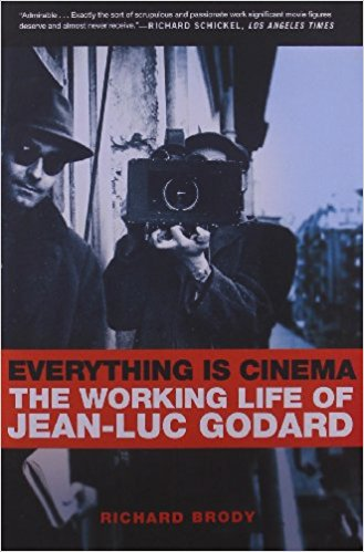 Everything Is Cinema: The Working Life of Jean Luc-Godard by Richard Brody, Mr. Media Interviews