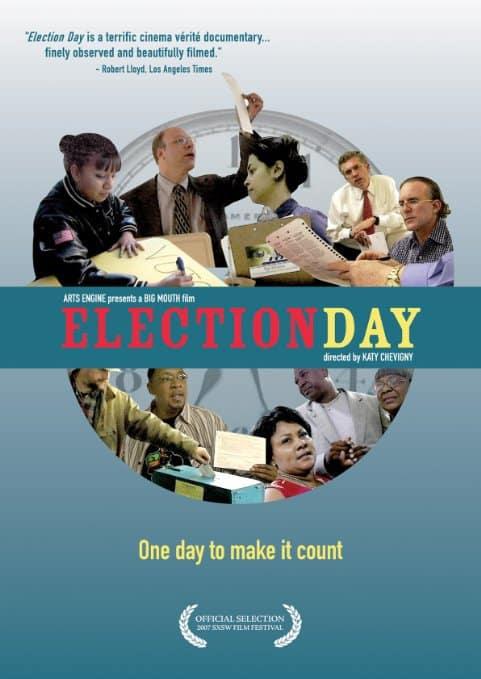 Election Day, documentary film by Katy Chevigny, Mr. Media Interviews