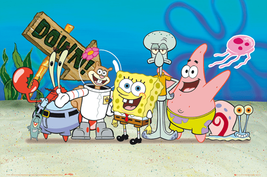SpongeBob SquarePants main characters, Sandy Cheeks, Carolyn Lawrence, voice actor, Mr. Media Interviews