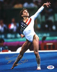 Kerri Strug, U.S. Olympics gold medal winner, gymnastics, Mr. Media Interviews