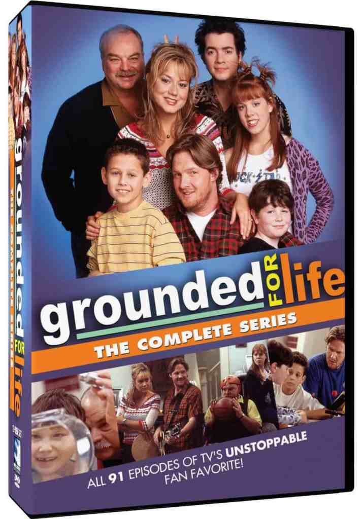 Grounded For Life: The Complete Series starring Donal Logue, Mr. Media Interviews