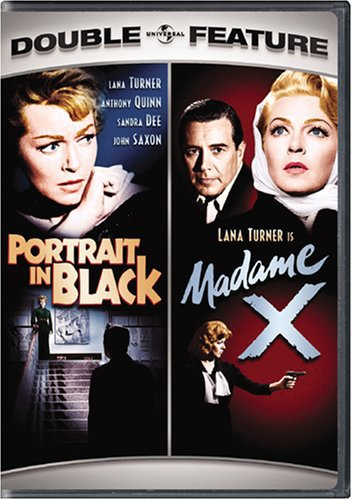 Portrait in Black, Madame X, Lana Turner, Mr. Media Interviews