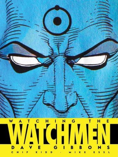 Watching the Watchmen by Dave Gibbons, comic book artist, Mr. Media Interviews