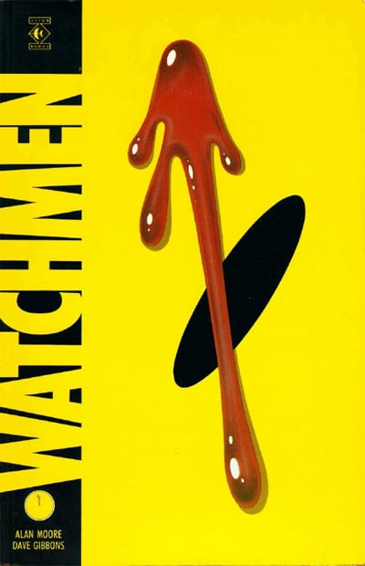 Watchmen by Alan Moore and Dave Gibbons, Mr. Media Interviews