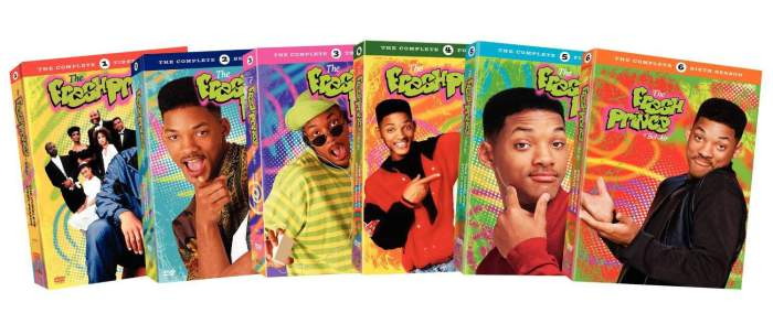 Fresh Prince of Bel-Air, The: Seasons 1-6 (6 Pack), Mr. Media Interviews