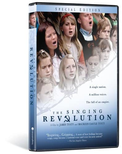 The Singing Revolution, a film by Jim Tusty and Maureen Tusty, Mr. Media Interviews