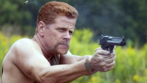 Michael Cudlitz, actor, The Walking Dead,