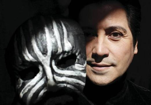 Val Valentino is The Masked Magician