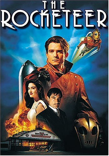 The Rocketeer starring Billy Campbell and Jennifer Connelly, Mr. Media Interviews