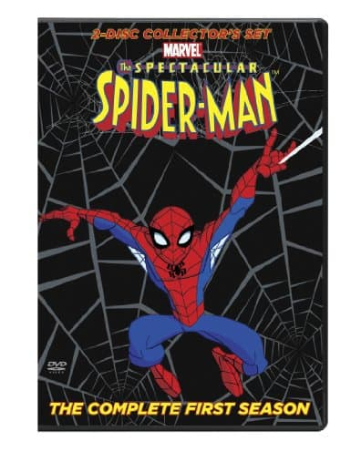 Spectacular Spider-Man Vol. 1 starring Josh Keaton, Mr. Media Interviews