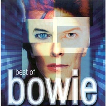 Best of Bowie, CD, David Bowie, Mr. Media Interviews