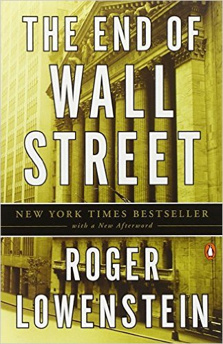 The End of Wall Street by Roger Lowenstein, Mr. Media Interviews