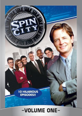 Spin City: Vol. 1 starring Michael J. Fox and Alan Ruck, Mr. Media Interviews