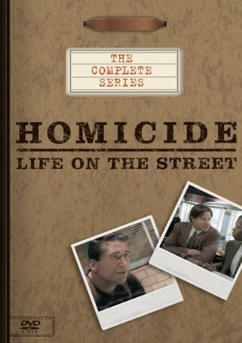 Homicide: Life on the Street - The Complete Series, Mr. Media Interviews