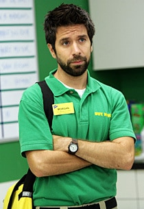 Chuck, Joshua Gomez as Morgan Grimes