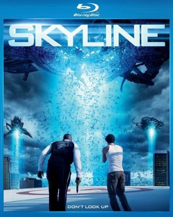 Skyline (Blu-ray) starring Neil Hopkins, Mr. Media Interviews