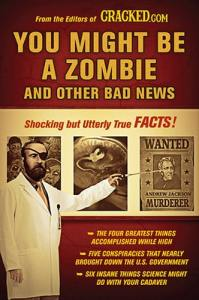 You Might Be A Zombie, Cracked Magazine, Jack O'Brien