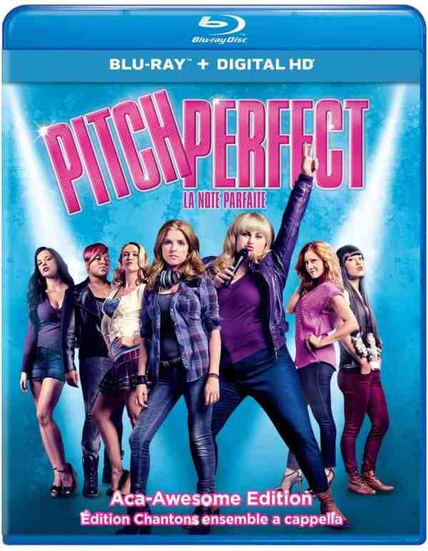 Pitch Perfect starring Anna Kendrick, Rebel Wilson, Brittany Snow, Mr. Media Interviews