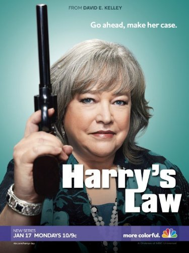 Harry's Law starring Kathy Bates, Nate Corddry, Mr. Media Interviews