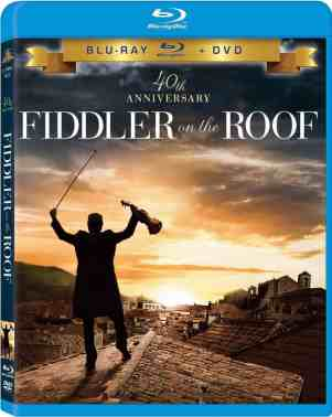 Fiddler on the Roof 40th Anniversary Edition starring Topol, Mr. Media Interviews
