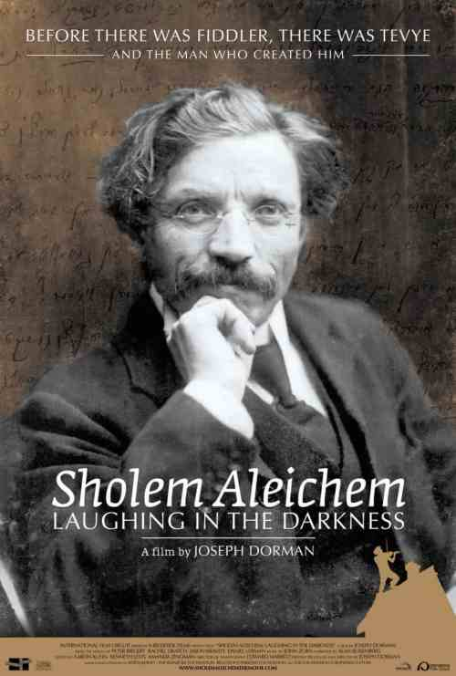 Sholem Aleichem: Laughing in the Darkness, a film by Joseph Dorman, Mr. Media Interviews