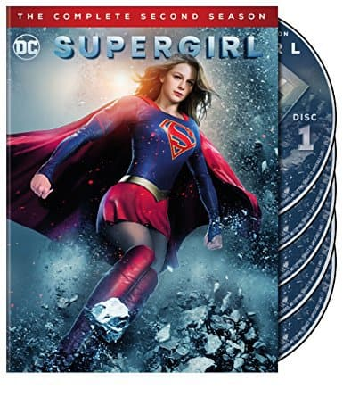 Supergirl: The Complete Second Season starring Melissa Benoist, Mr. Media Interviews
