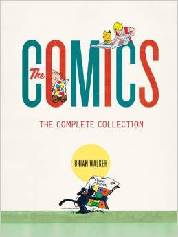 The Comics by Brian Walker, Mr. Media Interviews