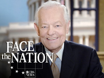 Bob Schieffer, of CBS News show Face the Nation