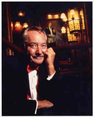 Milt Larsen, owner, The Magic Castle, Hollywood