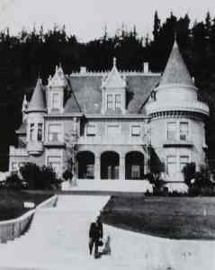 The Magic Castle, Hollywood, California