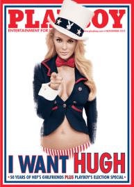 Britany Nola is Playboy's Miss November 2012