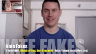 "Today's Guest: Nate Fakes, cartoonist, ""Break of Day"" Watch the exclusive Mr. Media interview with Nate Fakes by clicking on the video player above!Mr. Media is recorded live before a..."