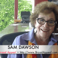 <!-- AddThis Sharing Buttons above --><div class='at-above-post-cat-page addthis_default_style addthis_toolbox at-wordpress-hide' data-url='https://mrmedia.com/2013/04/sam-dawson-is-a-grandma-hard-to-believe-with-broad-appeal-2013-video-interview/'></div>http://media.blubrry.com/interviews/p/s3.amazonaws.com/media.mrmedia.com/audio/MM_Sam_Dawson_Broad_Appeal_author_032613.mp3Podcast: Play in new window | Download (Duration: 28:56 — 26.5MB) | EmbedSubscribe: iTunes | Android | Email | Google Play | Stitcher | RSSToday's Guest: 'Broad Appeal' author Sam...<!-- AddThis Sharing Buttons below --><div class='at-below-post-cat-page addthis_default_style addthis_toolbox at-wordpress-hide' data-url='https://mrmedia.com/2013/04/sam-dawson-is-a-grandma-hard-to-believe-with-broad-appeal-2013-video-interview/'></div>