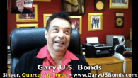 Today's Guest: Legendary rock singer Gary U.S. Bonds, author of the rock memoir By US Bonds. Watch this exclusive Mr. Media® interview with Gary U.S. Bonds by clicking on the...