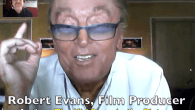 "Today's Guest: Robert Evans, film producer, The Godfather, Love Story, The Cotton Club, Chinatown     Watch the exclusive Mr. Media interview with legendary film producer Robert Evans, author, ""The Kid..."