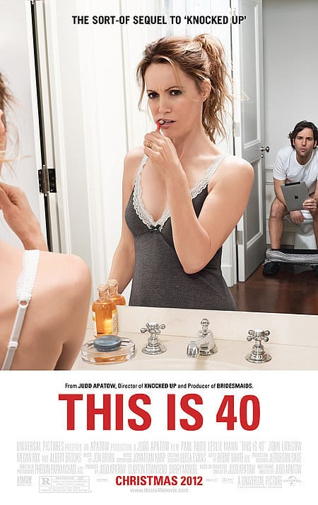 This Is 40, Paul Rudd, Judd Apatow, Graham Parker, Mr. Media Interviews