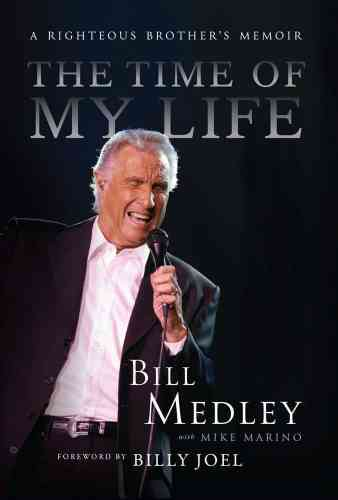 Bill Medley, Righteous Brothers, singer, The Time of My Life, Mr. Media Interviews