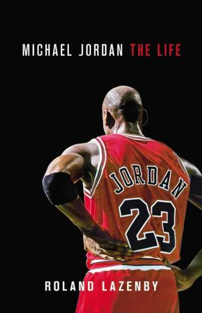 Michael Jordan: The Life, basketball life, Roland Lazenby, NBA, biographer, Mr. Media Interviews