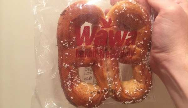 Gottahava Wawa, fresh soft pretzels, Mr. Media Interviews