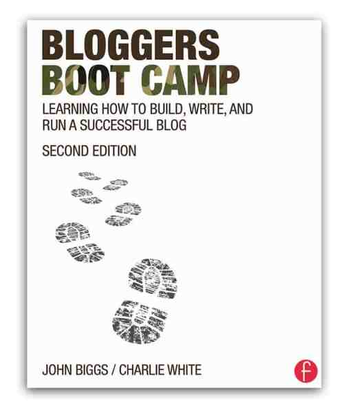 Bloggers Boot Camp, Charlie White, John Biggs, magic of blogging, Mr. Media Interviews