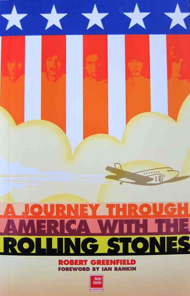 S.T.P.: A Journey Through America with the Rolling Stones, Robert Greenfield, Mr. Media Interviews