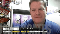Today's Guest: John Coates, author, Don Heck: A Work of Art     Watch this exclusive Mr. Media interview with John Coates, author of the Marvel Comics artist biography, Don Heck: […]