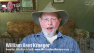 Today's Guest: William Kent Krueger, novelist, Windigo Island, Ordinary Grace   Watch this exclusive Mr. Media interview with novelist William Kent Krueger, author of Windigo Island, the new Cork O'Connor mystery,...