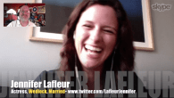 "Today's Guest: Actress Jennifer Lafleur, co-star and co-creator of the web TV series ""Wedlock.""   Watch this exclusive Mr. Media interview with actress Jennifer Lafleur, co-star and co-creator of the..."