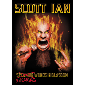 Scott Ian, Swearing Words in Glasgow, Mr. Media Interviews