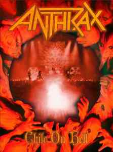 Anthrax DVD, Chile On Hell, Scott Ian, Mr. Media Interviews