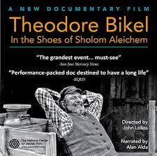 Theodore Bikel: In the Shoes Of Sholom Aleichem, Alan Alda, Mr. Media Interviews